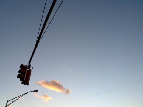 signal change