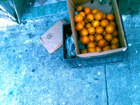 worked for clementines
