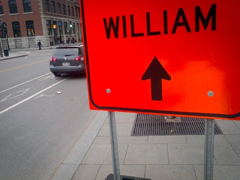 william wayfinding system