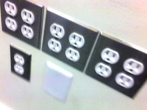 plugs unplugged