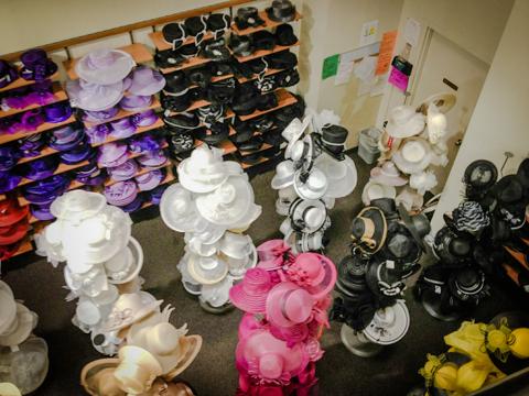 where church ladies buy their bonnets