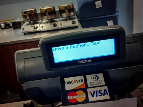 lament of an AMEX card holder