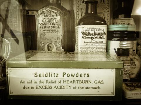 prescription for a gov't shutdown
