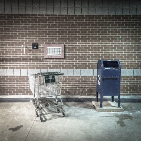 abandoned shopping cart. no email address on file.
