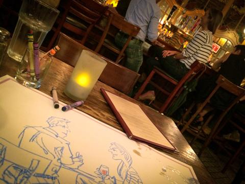 sketching imitates life