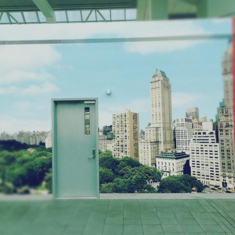 the sightseer behind closed door