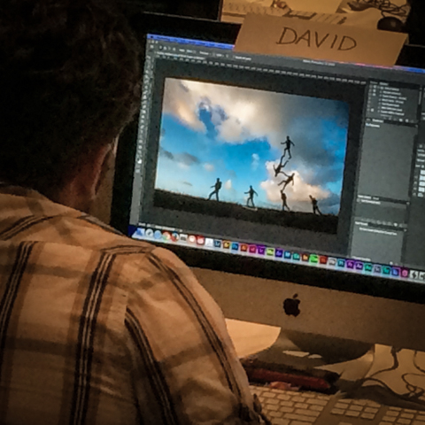 #adobeMAX pre-conference lab - Designing Digital Content in Creative Cloud