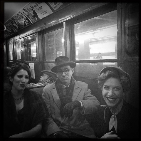 vintage commuting