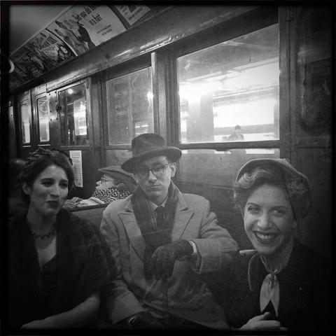 vintage commuting