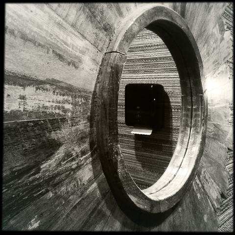 a portal to paper towels