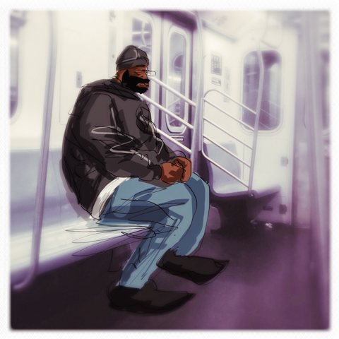 drawing upon the 2 train