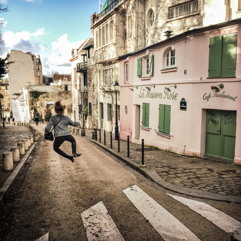 there's no place like montmartre