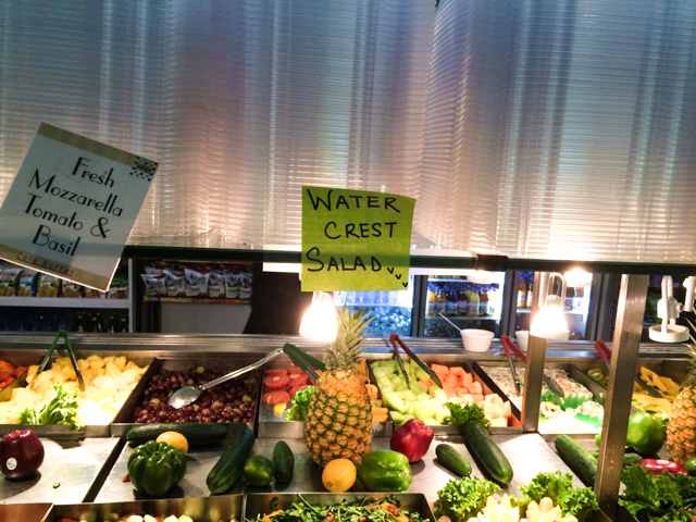midtown salad bar, nyc