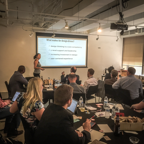 jeni herberger leads design-driven leadership at the inHOUSE #xCHANGE, DC