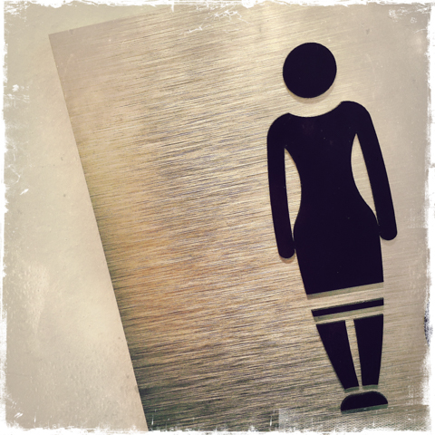 the vogue of the ladies' room