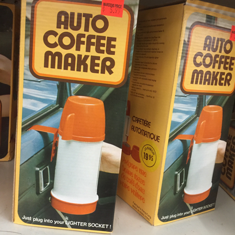 hot caffeinated retro or bust