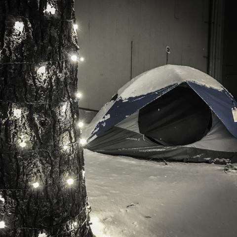get in tents