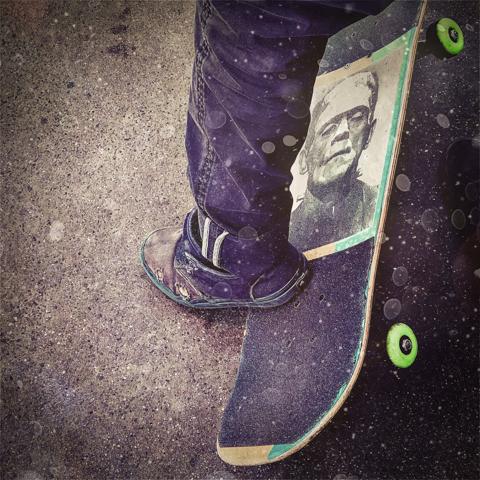 frankenboard
