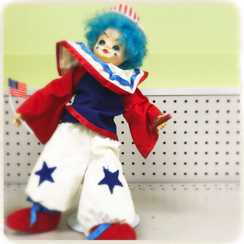 the other american clown
