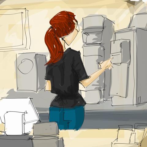 back-counter barista