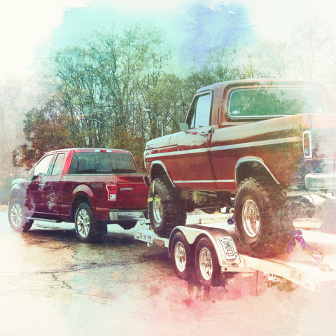 the mother of all pick-up trucks