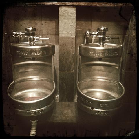 Artisanal Urinals