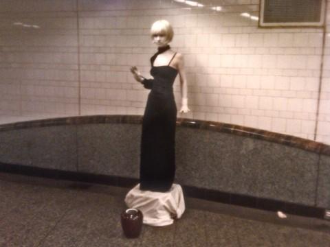 siren of the subway