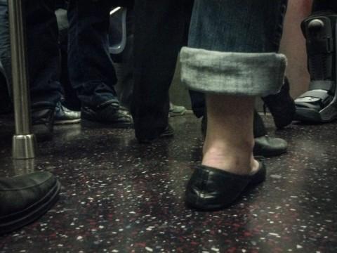 no small feet