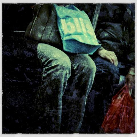 zen on the F train