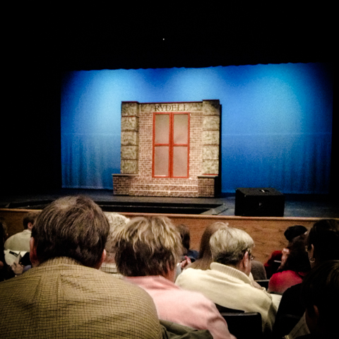 grease. opening night. performances through sunday, brunswick, high school, brunswick, maine.
