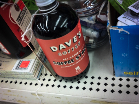 personalized caffeine concentrate