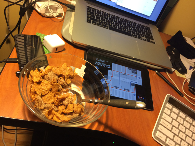 cereal technology