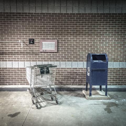 abandoned shopping cart. no email address on file.