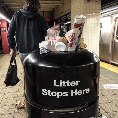 beyond trash talk