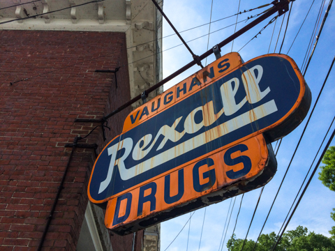 signs of prescriptions filled, past