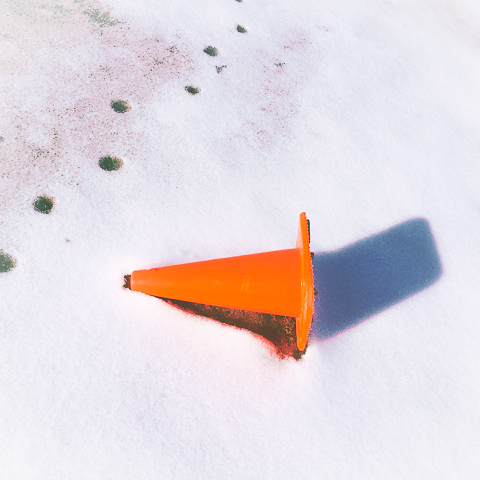 the cone after the storm