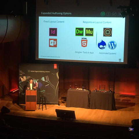 adobe's ivan mironchuk shares new and expanded content creation tools for adobe digital publishing solution