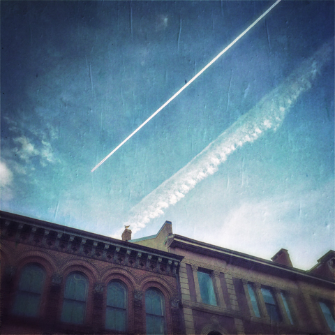 perpendicular sky