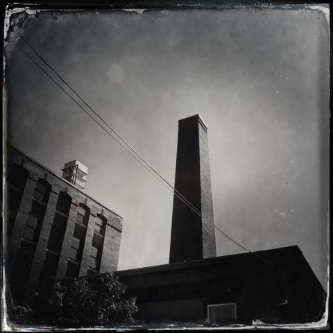 chimney theory
