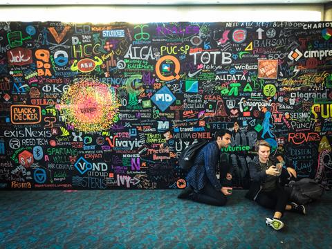 wall or brand, #adobeMAX 2016